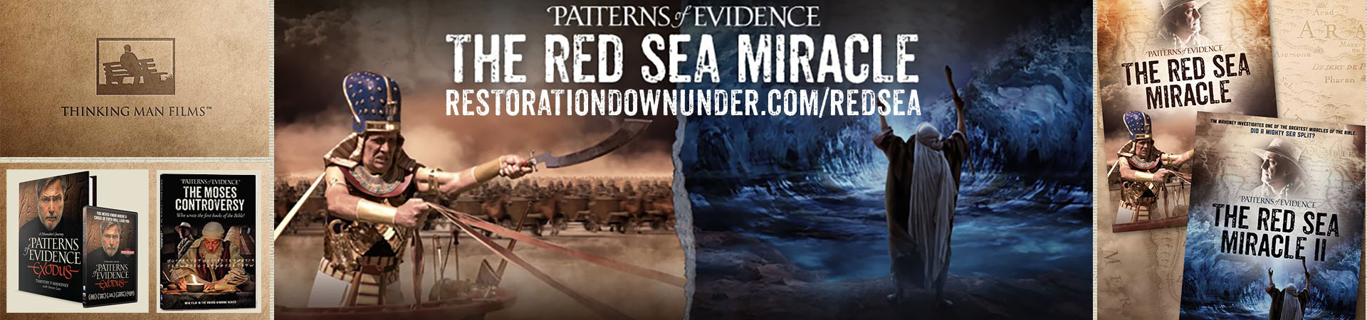 Patterns Of Evidence The Red Sea Miracle